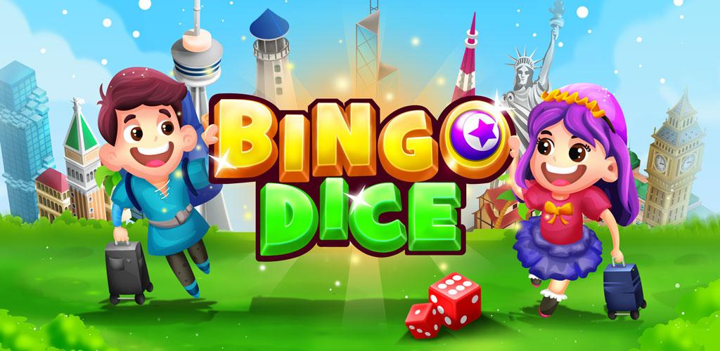 Bingo Dice Banner